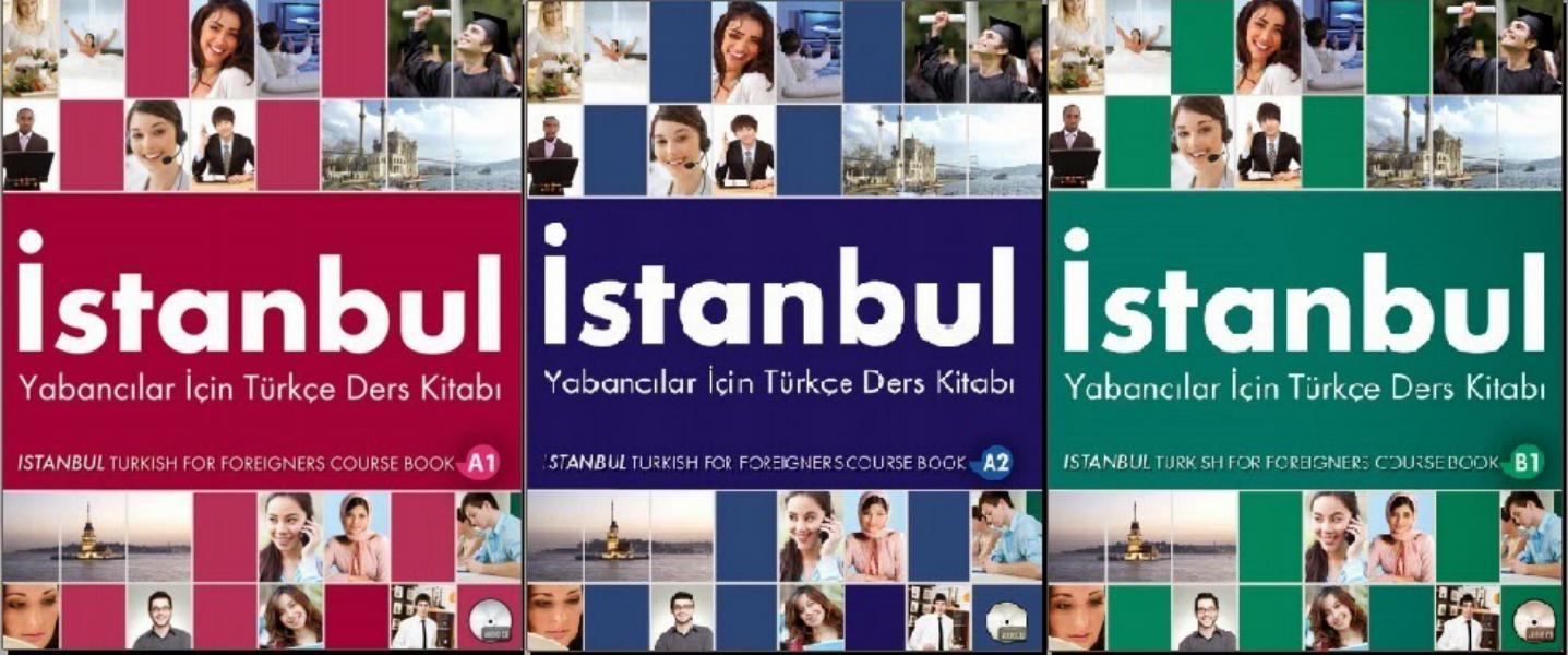 کتاب آموزش مکالمه ترکی استانبولی در موسسه الوند