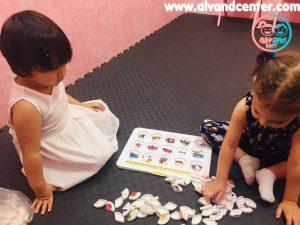 آموزش زبان به کودکان زیر 3 سال