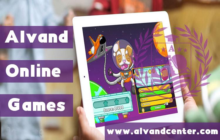 بازی آنلاین آموزش زبان انگلیسی برای کودکان