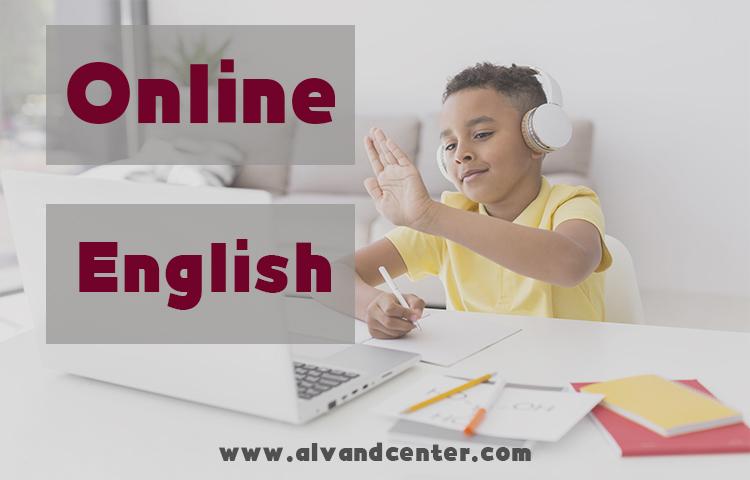 آموزش آنلاین زبان انگلیسی کودکان