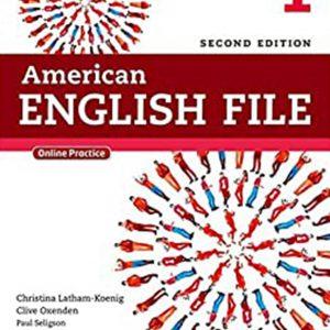 american english file 1