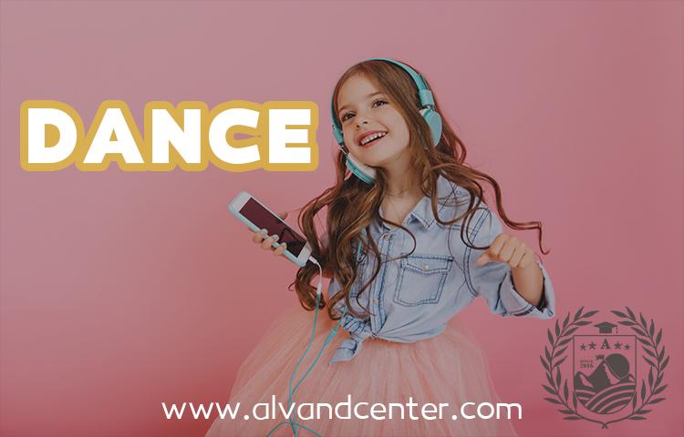 آموزش حروف انگلیسی با رقص