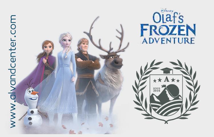 فیلم Frozen سال 2013 برای آموزش زبان به کودکان