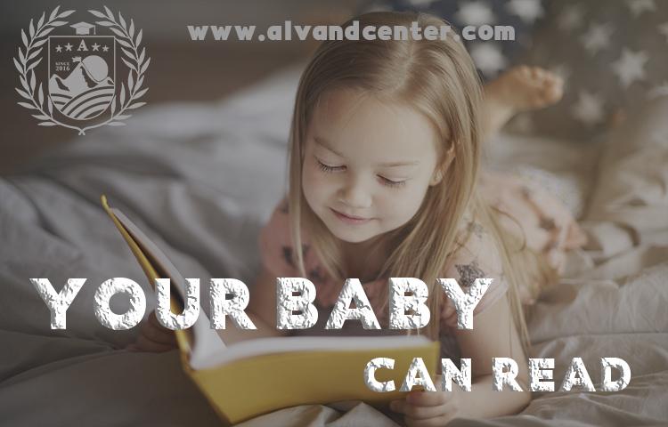 مجموعه ویدیویی زبان Your baby can read