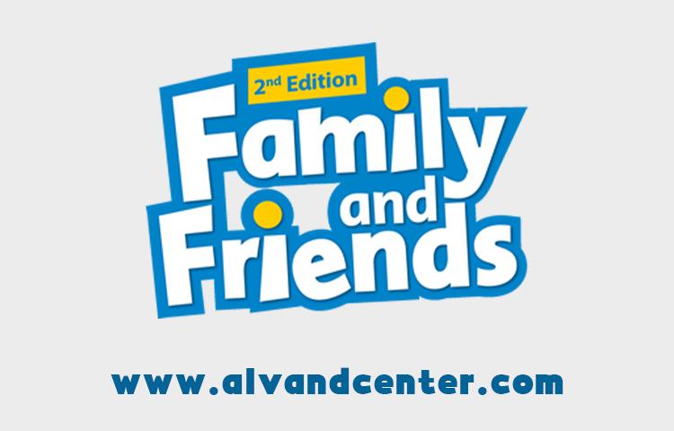 Family And Friends کتاب آموزش زبان انگلیسی به کودکان