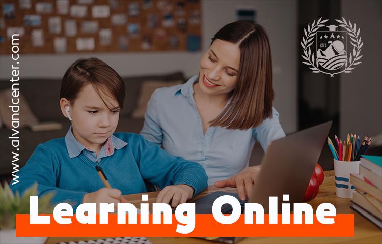 آموزش مجازی زبان انگلیسی برای کودکان
